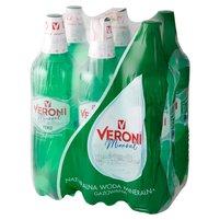 VERONI Mineral Perle Naturalna woda mineralna gazowana (6 x 1,5 l)