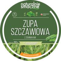 NATURALNIE SMACZNE Zupa szczawiowa