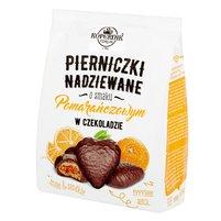 KOPERNIK Pierniczki nadziewane o smaku pomarańczowym w czekoladzie