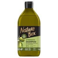 NATURE BOX Szampon z olejem z oliwek