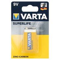 VARTA Superlife 9 V 6F22 Bateria cynkowo-węglowa