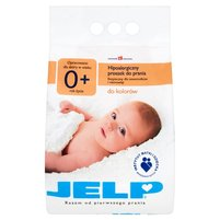 JELP  0+ Hipoalergiczny proszek do prania do kolorów (28 prań)