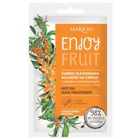 MARION Enjoy Fruit Zabieg olejowania włosów na ciepło