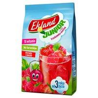 EKLAND Junior Herbatka o smaku malinowo-truskawkowym