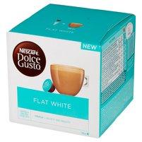 NESCAFÉ Dolce Gusto Flat White Kawa w kapsułkach (16 kaps.)