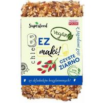 HERBA MAX Chleb bez mąki Vegan z jagodami goji