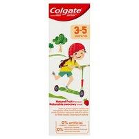 COLGATE Przeciwpróchnicza pasta z fluorem 3-5 lat