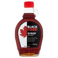 BLACK ROSE Syrop klonowy