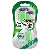BIC Flex 3 Sensitive 3-ostrzowa maszynka do golenia
