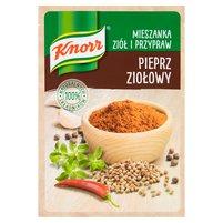 KNORR Mieszanka ziół i przypraw pieprz ziołowy