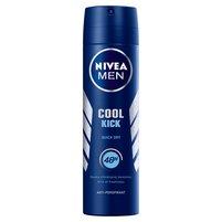 NIVEA MEN Cool Kick 48 h Antyperspirant w aerozolu