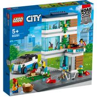 LEGO City Dom rodzinny 60291 (5+)