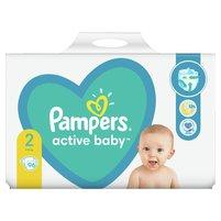 PAMPERS Active Baby rozmiar2 (4kg-8kg)