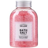 ON LINE Sól do kąpieli Owocowo i słodko