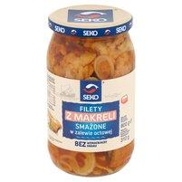 SEKO Filety z makreli smażone w zalewie octowej