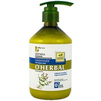 O'HERBAL Odżywka do włosów przetłuszczających się z ekstraktem z mięty