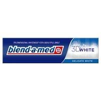 BLEND-A-MED 3DWhite Delicate White Pasta do zębów