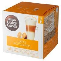 NESCAFE Dolce Gusto Latte Macchiato Kawa w kapsułkach (15+15 kaps.)