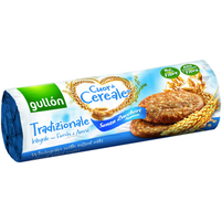 GULLON Pełnoziarniste ciastka owsiane ze zbożami bez dodatku cukrów