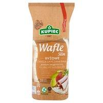 KUPIEC Slim Wafle ryżowe z kaszą gryczaną białą (18 sztuk)