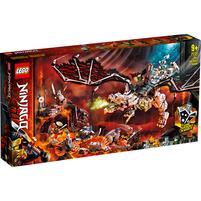 LEGO Ninjago Smok Szkieletowego Czarownika 71721 (9+)