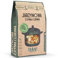 DANIA BABCI ZOSI Jarzynowa z dynią i cukinią