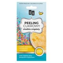 AA Sugar Scrab Peeling cukrowy olejkowy słodkie migdały