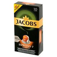 JACOBS Espresso Classico Kawa mielona w kapsułkach (10 kaps.)
