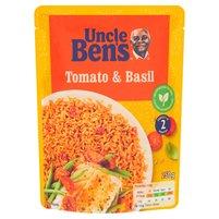 UNCLE BEN'S Ryż z pomidorami i bazylią