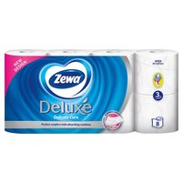 ZEWA Deluxe Pure White Papier toaletowy