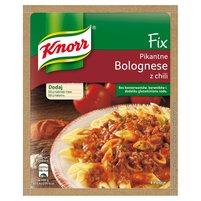 KNORR Fix Pikantne Bolognese z chili