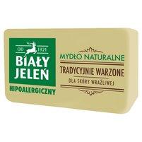 BIAŁY JELEŃ Hipoalergiczne mydło naturalne