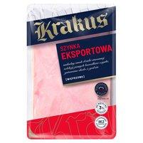 KRAKUS Szynka eksportowa (6 plastrów)