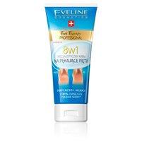 EVELINE Foot Therapy Professional 8w1 Specjalistyczny krem na pękające pięty