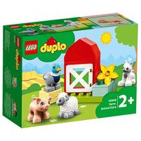 LEGO Duplo Zwierzęta gospodarskie 10949 (2+)