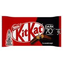 KitKat Paluszki waflowe w czekoladzie deserowej