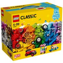 LEGO Classic Klocki na kółkach 10715 (4+)