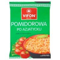 VIFON Pomidorowa po azjatycku Zupa błyskawiczna łagodna