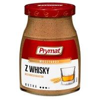 PRYMAT Musztarda z whisky