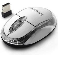 EXTREME Mysz optyczna bezprzewodowa XM105W biała