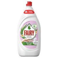 FAIRY Skóra wrażliwa Aloe Vera & Pink Jasmine Płyn do mycia naczyń