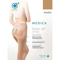 GABRIELLA Medica Push Up Rajstopy neutro roz. 2