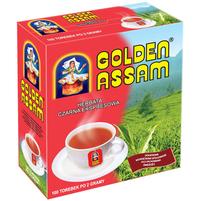 GOLDEN ASSAM Herbata czarna (100 tb.)
