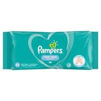 PAMPERS Fresh Clean Chusteczki nawilżane dla niemowląt
