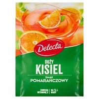 DELECTA Duży kisiel smak pomarańczowy