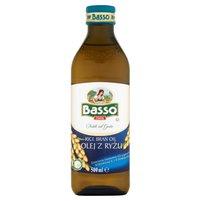 BASSO Olej z ryżu