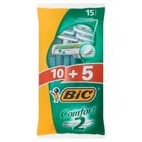 BIC Comfort 2 Sensitive Jednoczęściowe maszynki do golenia