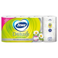 ZEWA Deluxe Camomile Comfort Papier toaletowy