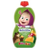 BoboVita Mus morele z jabłkiem i gruszką po 6 m-cu