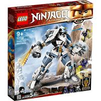 LEGO Ninjago Starcie tytanów Mech 71738 (9+)